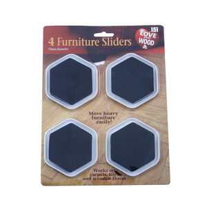Love Your Wood Furniture Sliders 4 Pack