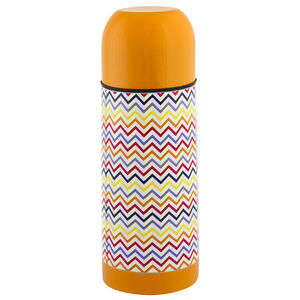 Jelly Childrens Zig Zag Vacuum Flask 035L