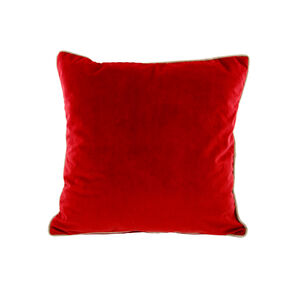 Naomi Red Cushion 45cm x 45cm