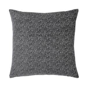 Skynet Charcoal Cushion 58cm x 58cm