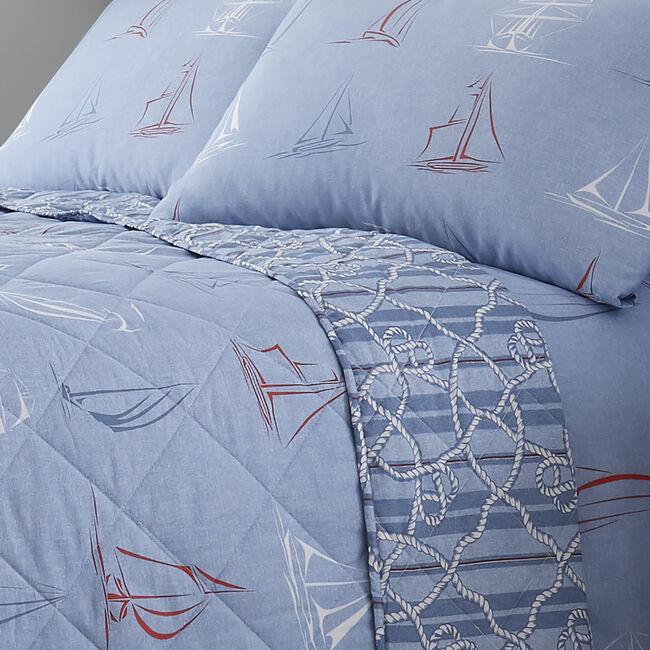 Seoil Bedspread 200x220cm - Blue