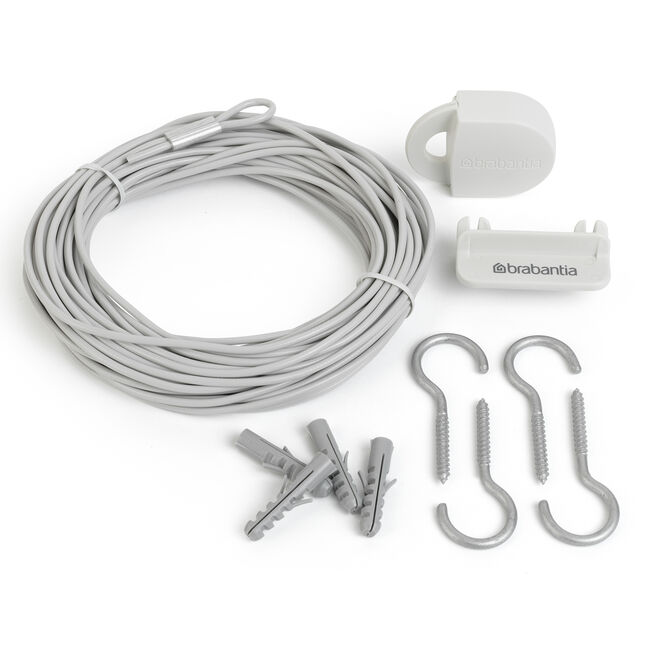 Brabantia Clothes Line Set 12 Metres