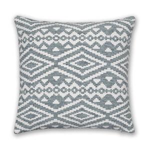 Aztec Duck Egg Cushion 45x45cm