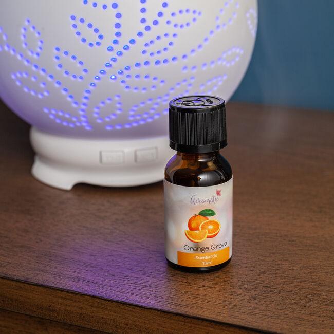Aeromatic Orange Grove Essential Oils