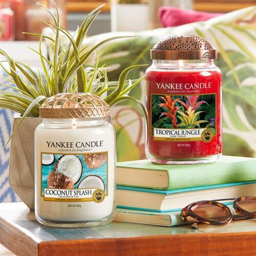 Yankee Candle Tropical Jungle Large Jar