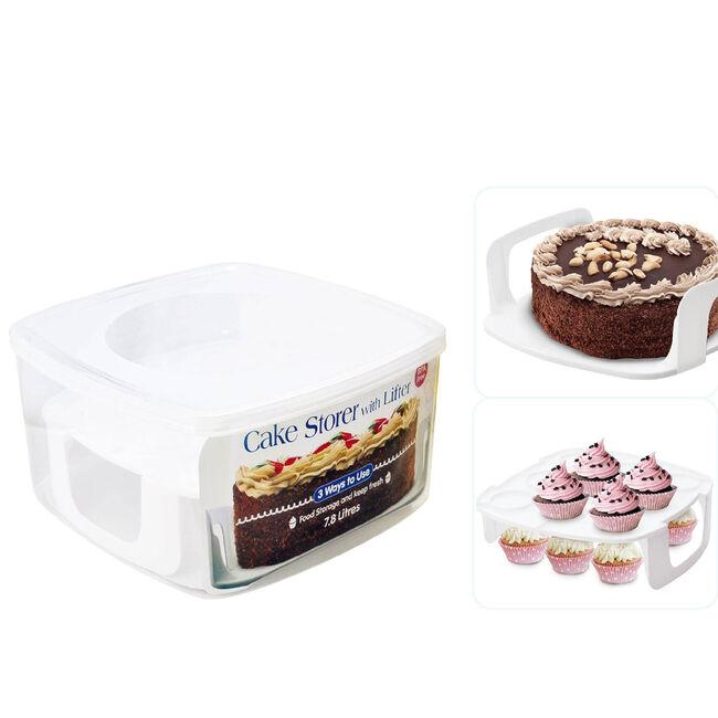 Two Cupcake Layers