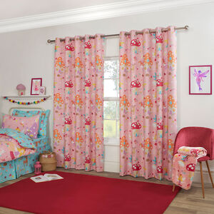 PIXIE PRINCESS BLACKOUT 66x54 Curtain