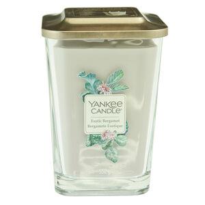 Elevation Exotic Bergamot Large Candle Jar