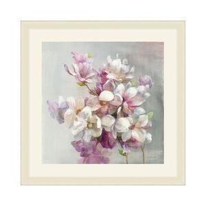 Sweet Mangolia Framed 37x37cm