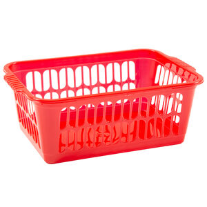 Wham Single Handy Basket Red