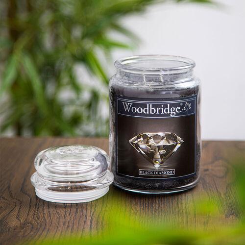 Woodbridge Black Diamond Large Jar