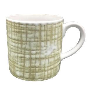 Heritage Texture Green Mug