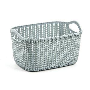 Knit Mint 4L Storage Organiser