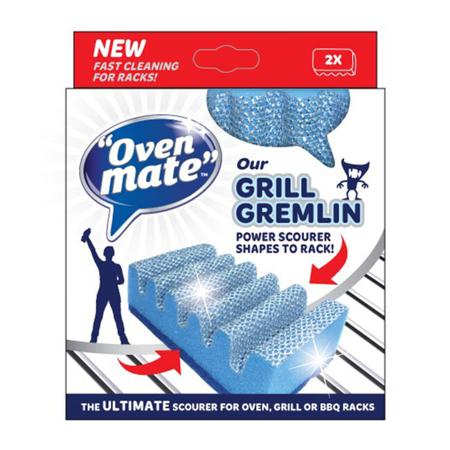 Oven Mate Grill Gremlin 2 Pack