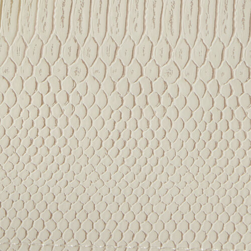 Reversible Croc Placemats - Cream 4 Pk