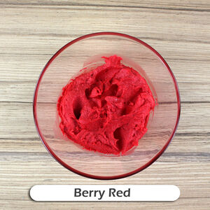 PME Berry Red Colour Food Paste 25g