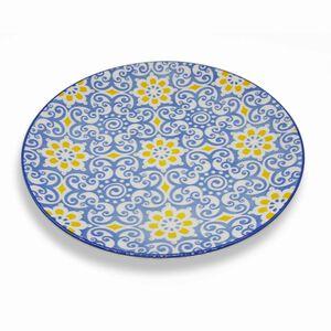 Fiesta Bloom Dinner Plate