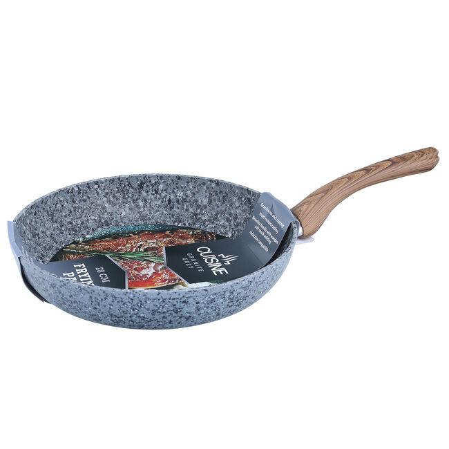Cuisine Grey Granite Frypan 32cm