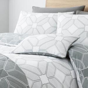 Marlin Cushion Grey 30cm x 50cm
