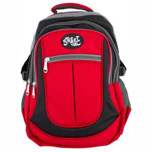 Streetsac Varsity Red Schoolbag