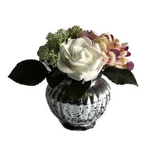 Mini Bouquet With Jar