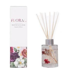 Floral Ranunculus & Rose Reed Diffuser