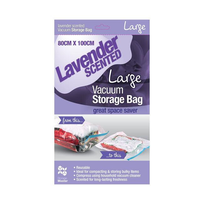 Scented Vacuum Bag 80x100cm - Lavender
