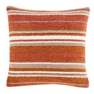 Rhea Stripe Cushion 58 x 58cm - Spice