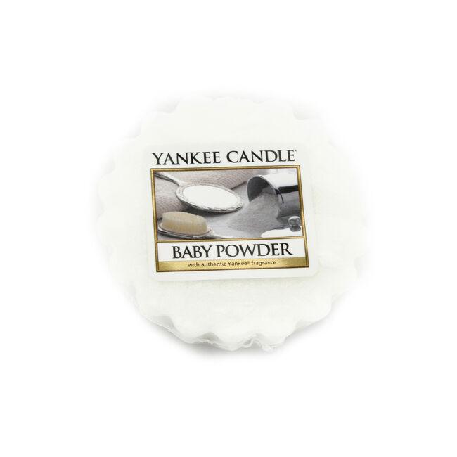 Yankee Candle Baby Powder Tart