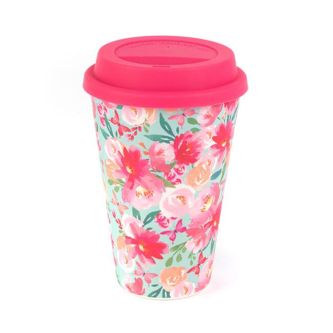 Evony Bamboo Sippy Mug