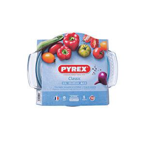 Pyrex Classic Casserole 1.5L+0.6L (2.1L)