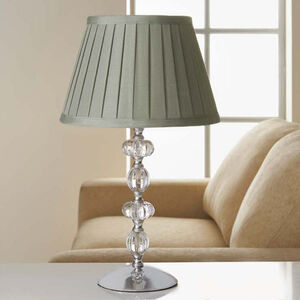 Crystal Glass Ball Table Lamp