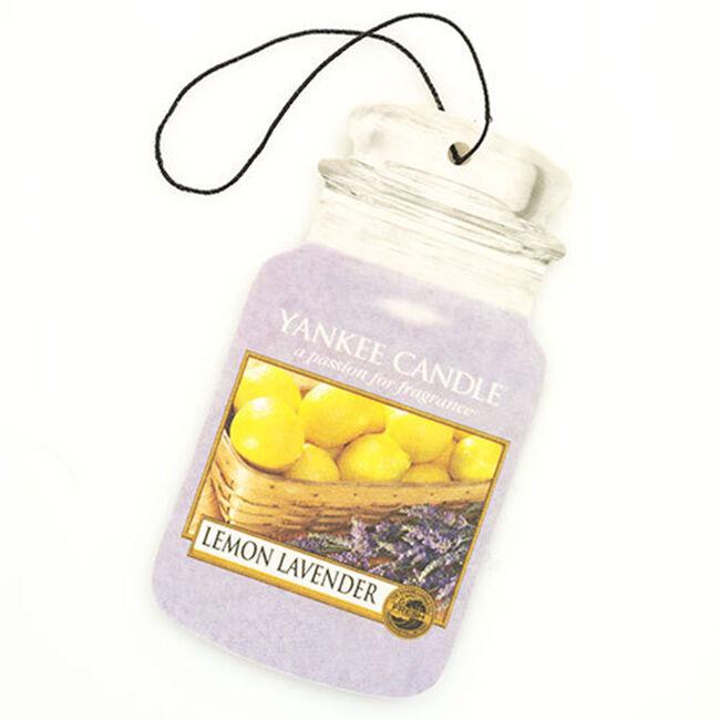 Yankee Candle Lemon Lavender Car Jar