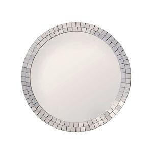 Mosaic Round Mirror 65cm