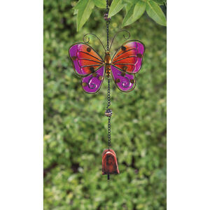 Garden Butterfly Bell Chime