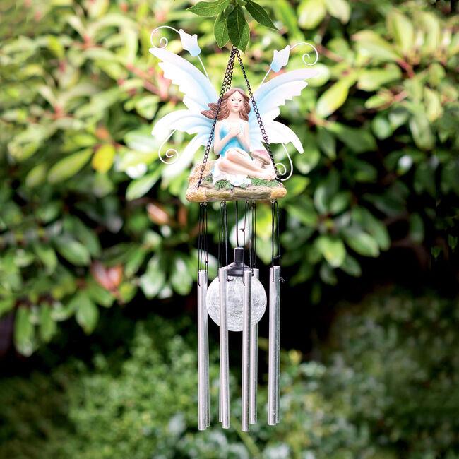 Fairy Windchime Solar Light