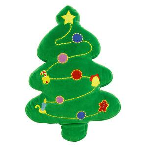 Christmas Tree Cushion 40cm