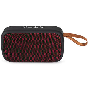 Sonarto Bluetooth Fabric Speaker With FM Radio