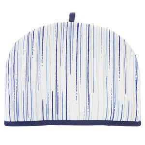 Stripe Navy Tea Cosy