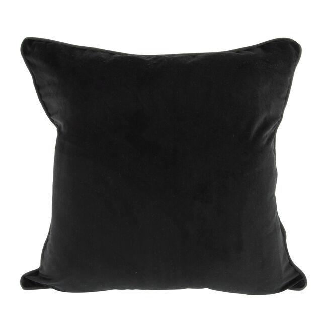 Naomi Cushion 45x45cm - Black