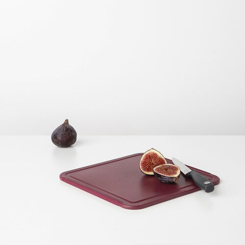 Brabantia Medium Chopping Board - Aubergine