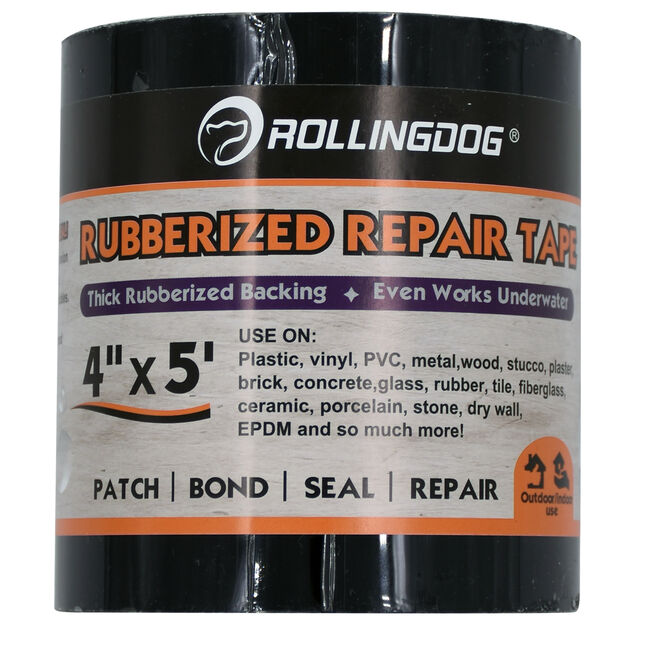 Rolling Dog Rubberized Repair Tape