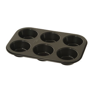 Bakers Select Muffin Pan 6 Cup