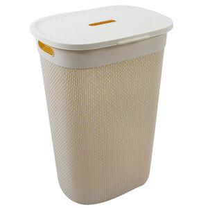Filo Laundry Hamper Ivory