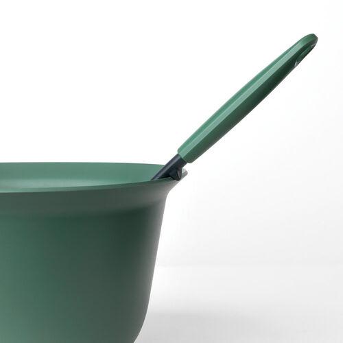 Brabantia Whisk Plus Draining Spoon - Fir Green