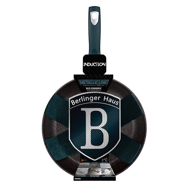 Berlinger Haus Frying Pan 28cm - Midnight Blue
