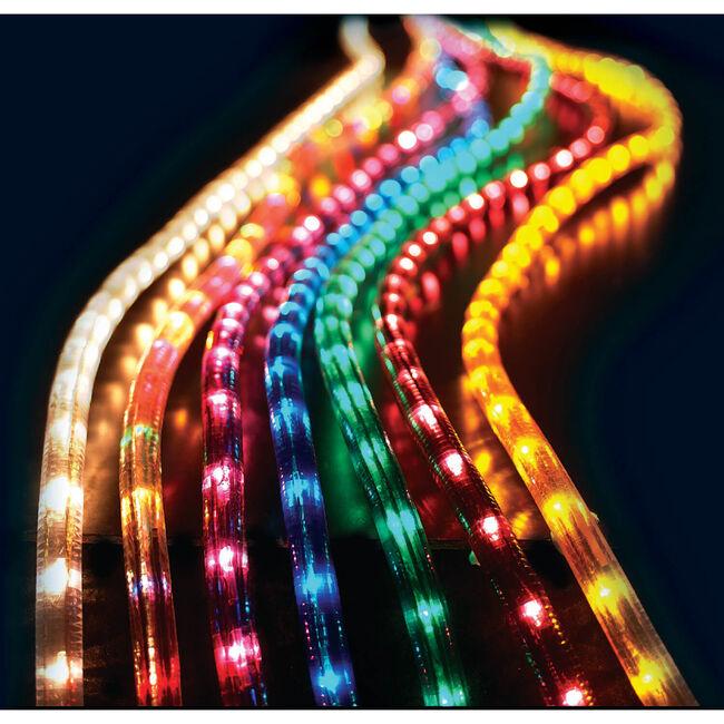Multi-Colour Rope Light Chaser 10m