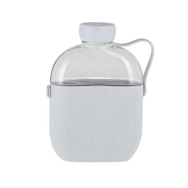 Hip Hydration Bottle 650ml - Cloud Grey