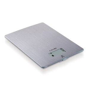 Camry S/Steel Rectangular Electronic Kitchen Scale