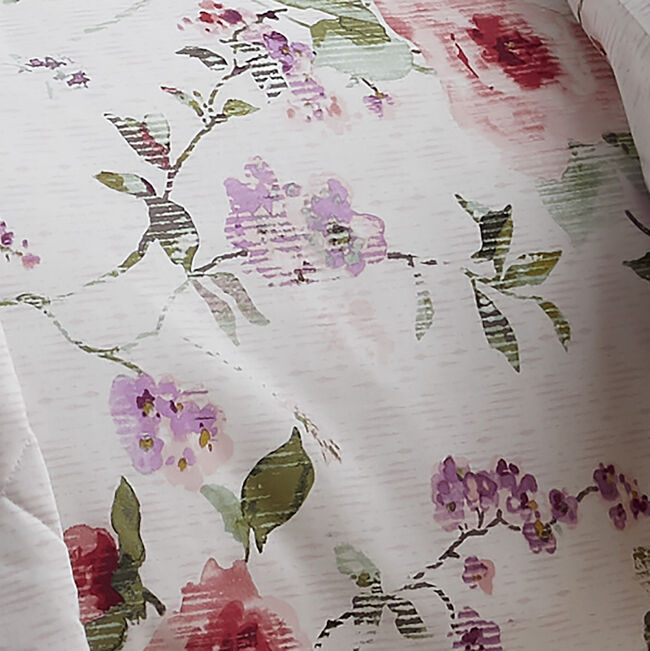 SINGLE DUVET COVER Maggie Pink